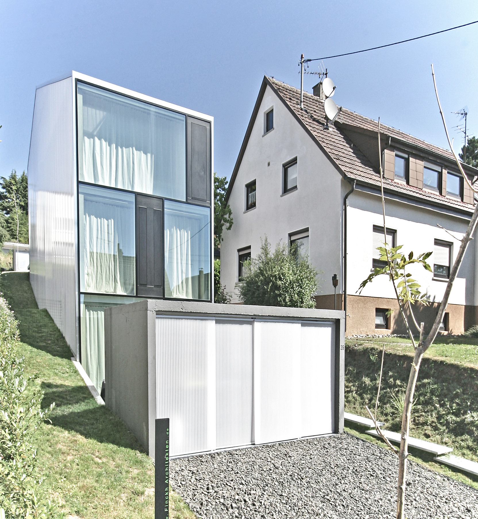 House F / Finckh Architekten, Courtesy of Finckh Architekten