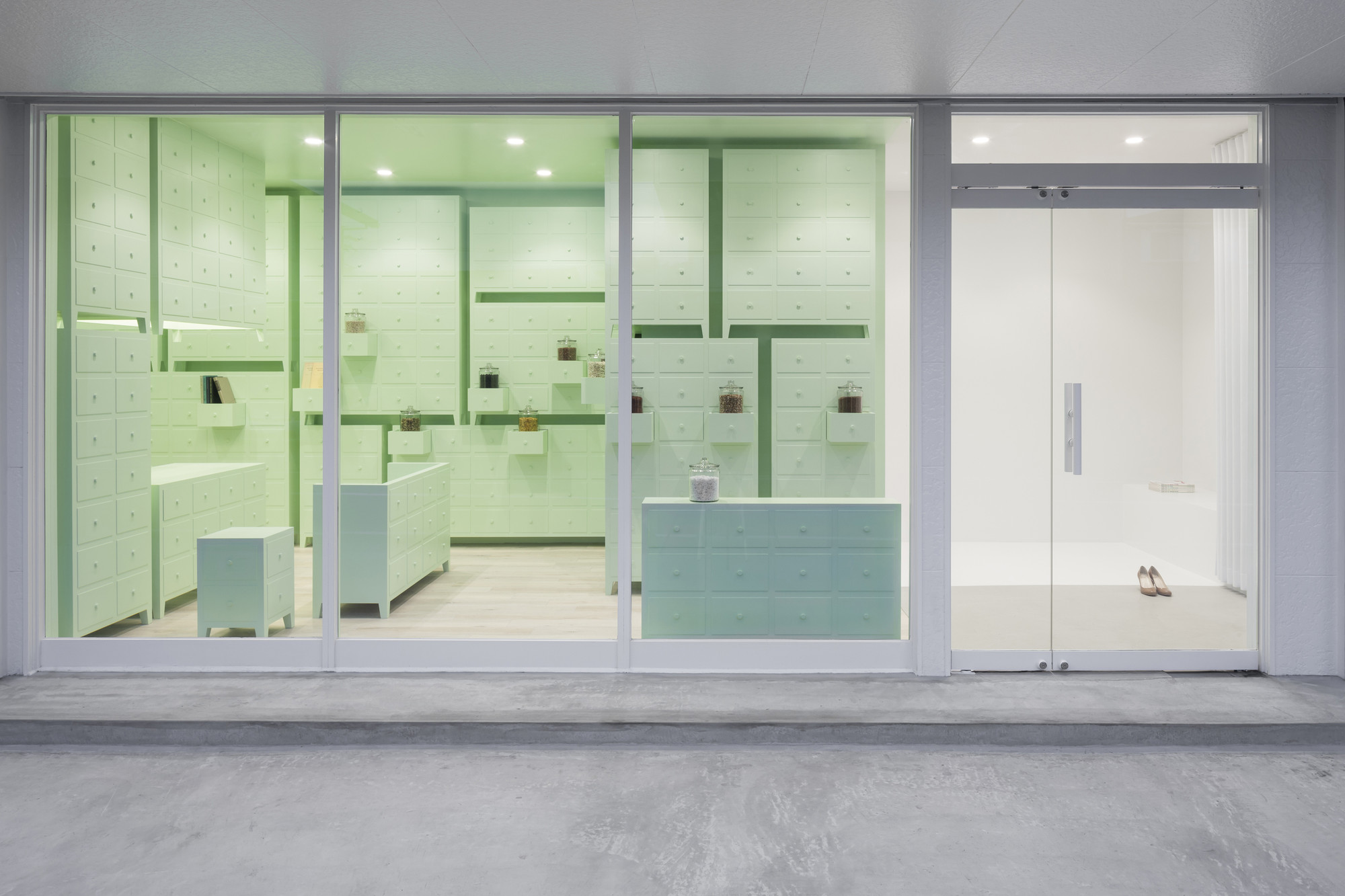 New Case Studies Biophilic Design further Massage Clinic Simple Floor Plan furthermore Textura Gallery together with Sumiyoshido K o Lounge   Id Inc  Id Inc further High Classroom Furniture. on acupuncture office floor plan