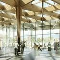 Station Hall. Image © Powerhouse Company and De Zwarte Hond
