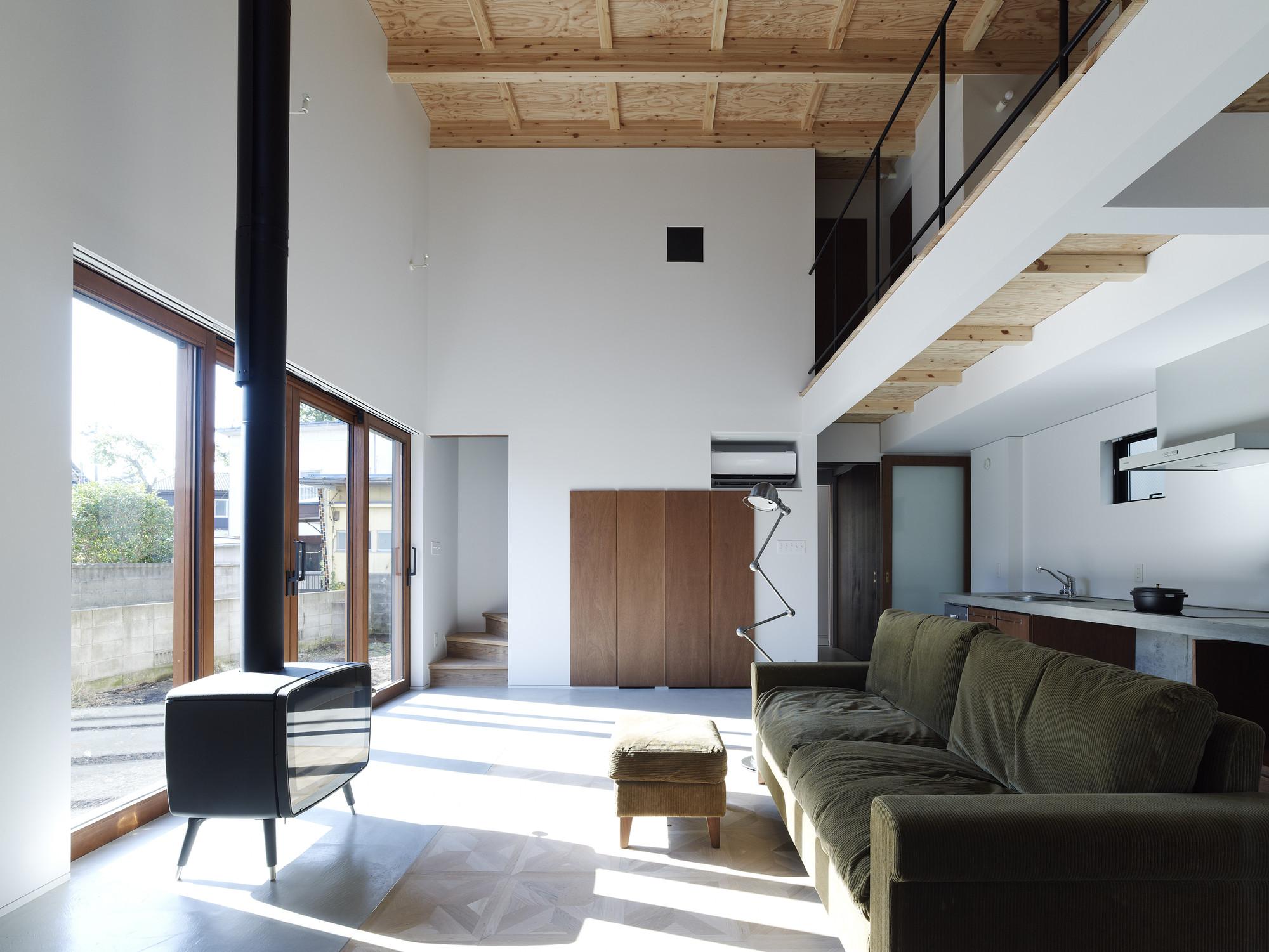 House Higashi-Kubancho / Kazuya Saito Architects, © Yasuhiro Takagi