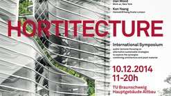Braunschweig Hortitecture Symposium to Explore Synergies of Architecture and Plant Material