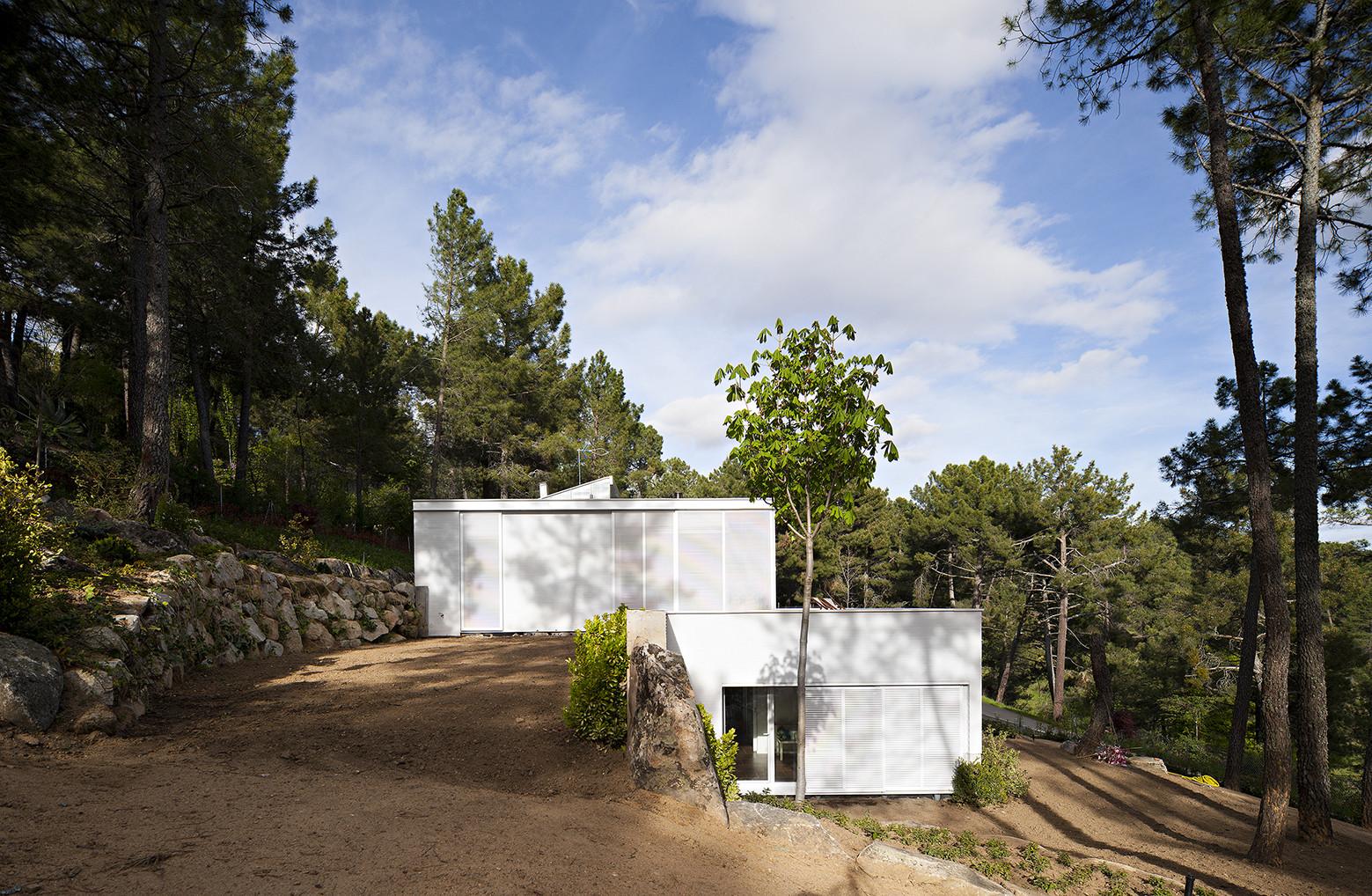 Casa en Ávila / Claudia Olalla Gil, © Javier Callejas