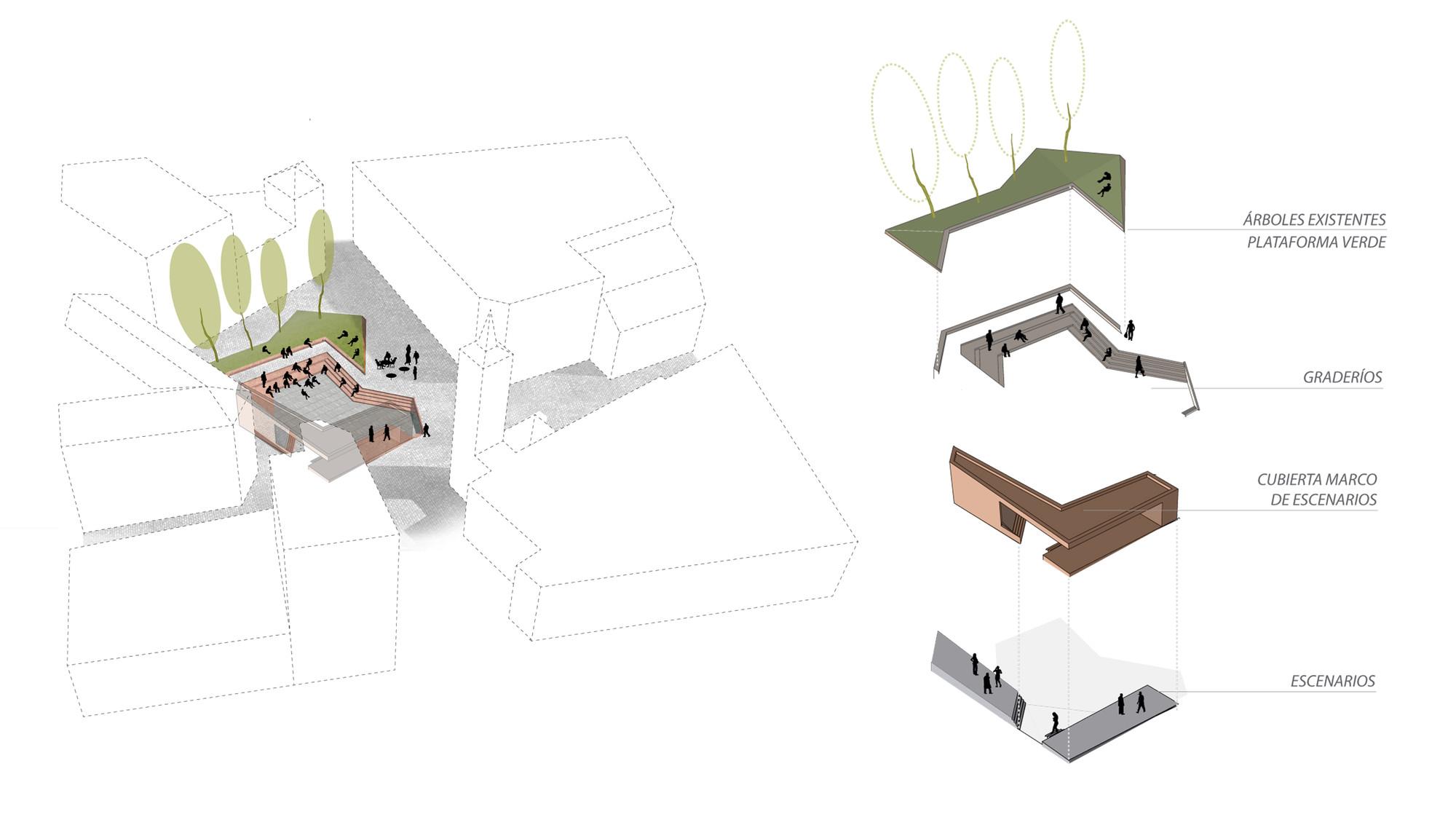Cortesia de OOIIO Arquitectura