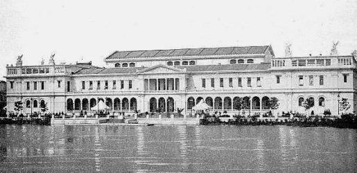 Image via Chicago Elevated. ImageThe Woman's Building at the World's Columbian Exposition in 1893