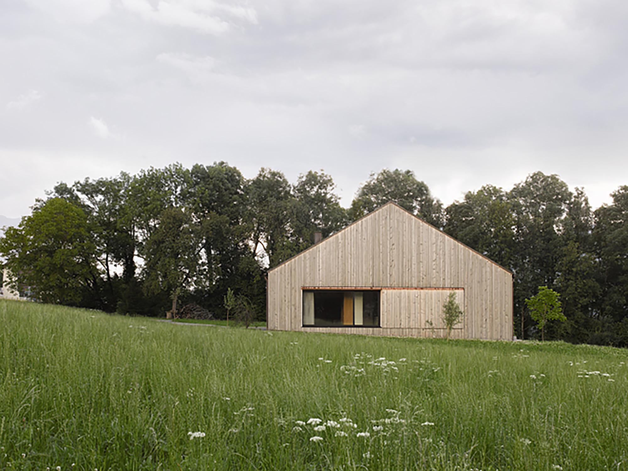 Haus Kaltschmieden / Bernardo Bader Architects, © Adolf Bereuter