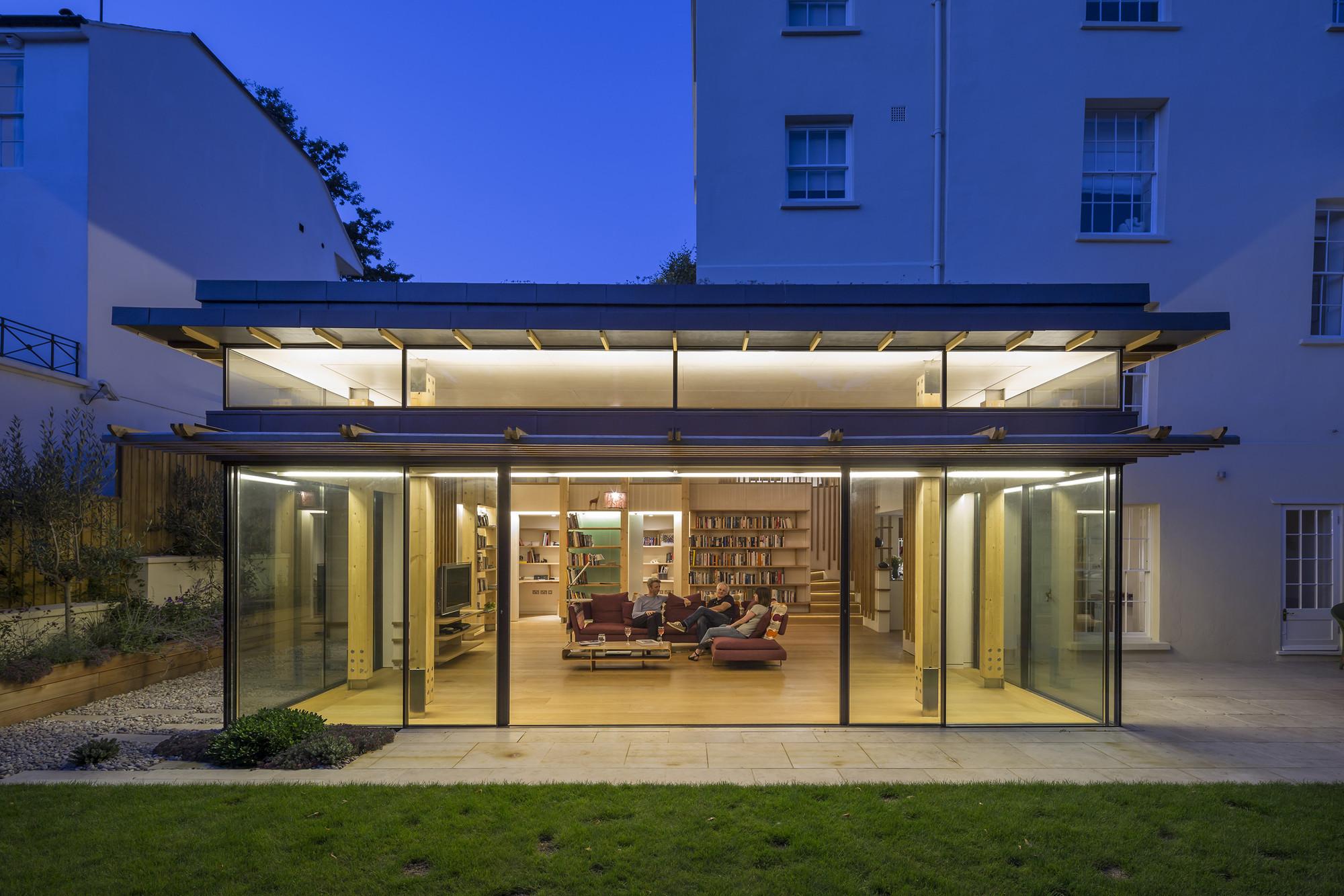 House in Hampstead / Cullinan Studio, © Paul Raftery