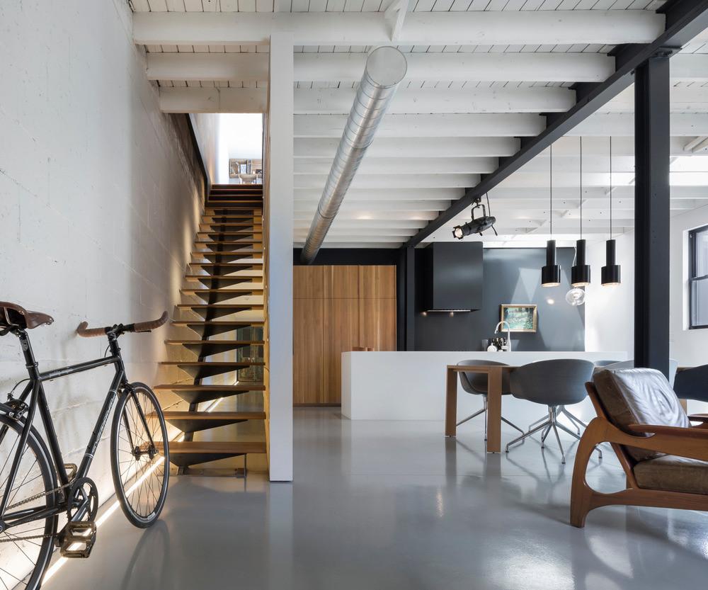 Le 205 / Atelier Moderno, © Stéphane Groleau