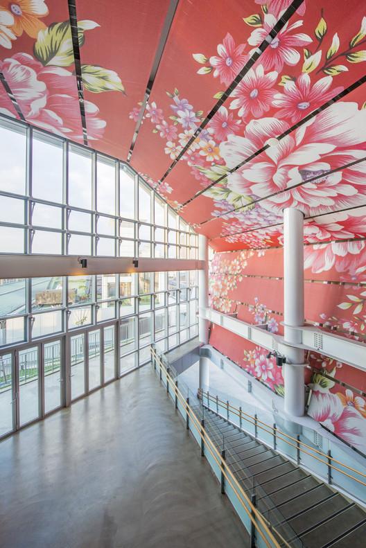 Estación Miaoli / Bio-architecture Formosana, Cortesía de Bio-architecture Formosana