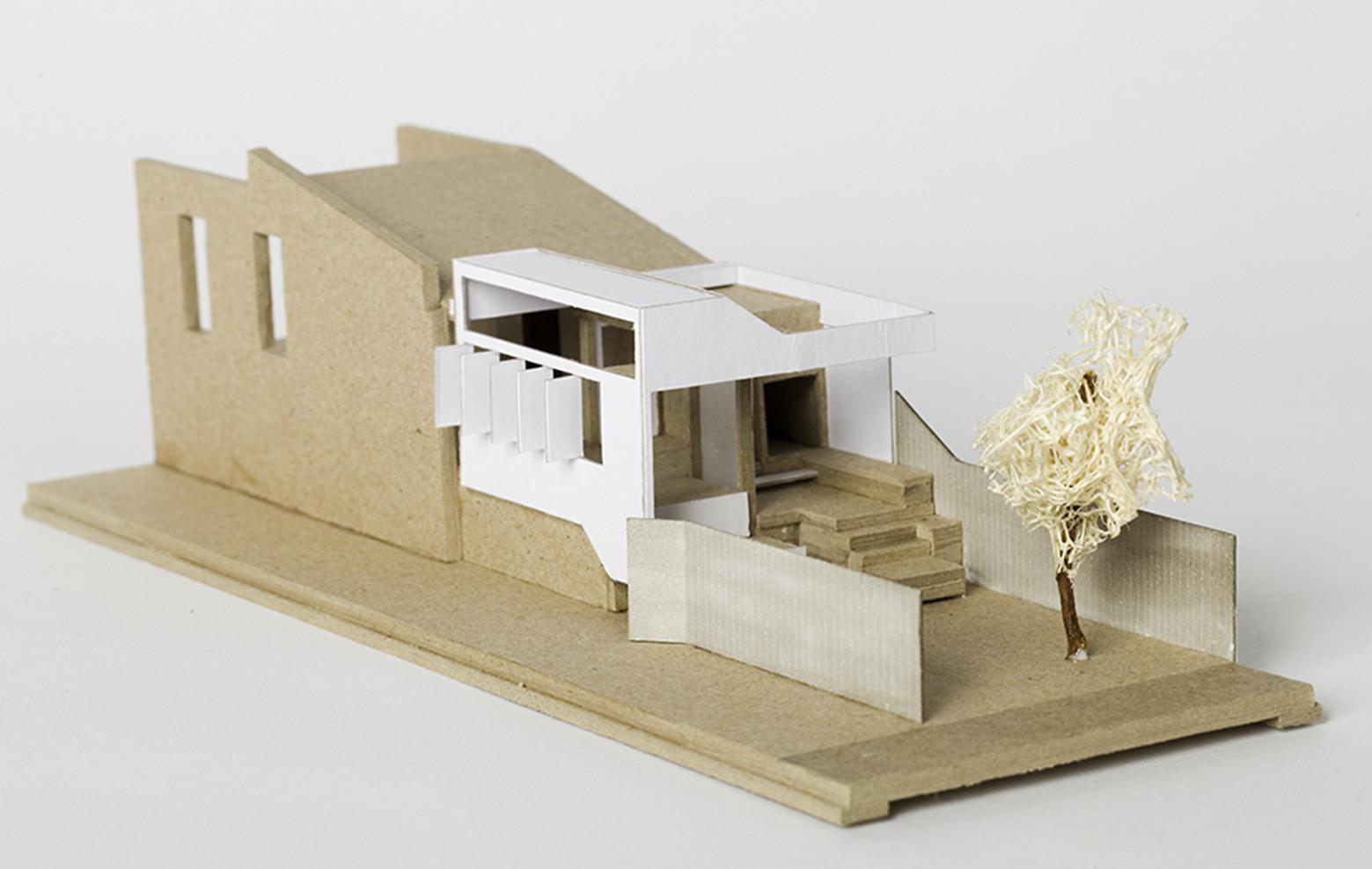 Gallery of bellevue terrace extension philip stejskal for Extension architecte