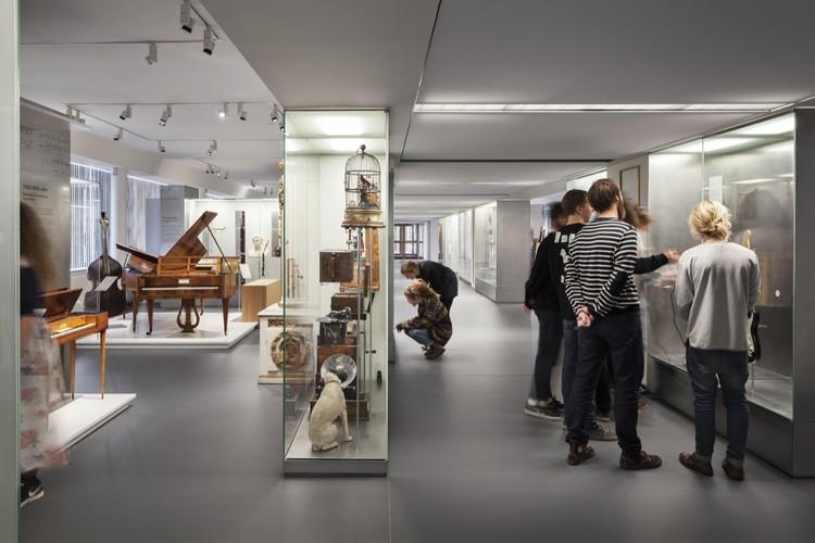 sonorous museum copenhagen creo arkitekter adept archdaily. Black Bedroom Furniture Sets. Home Design Ideas