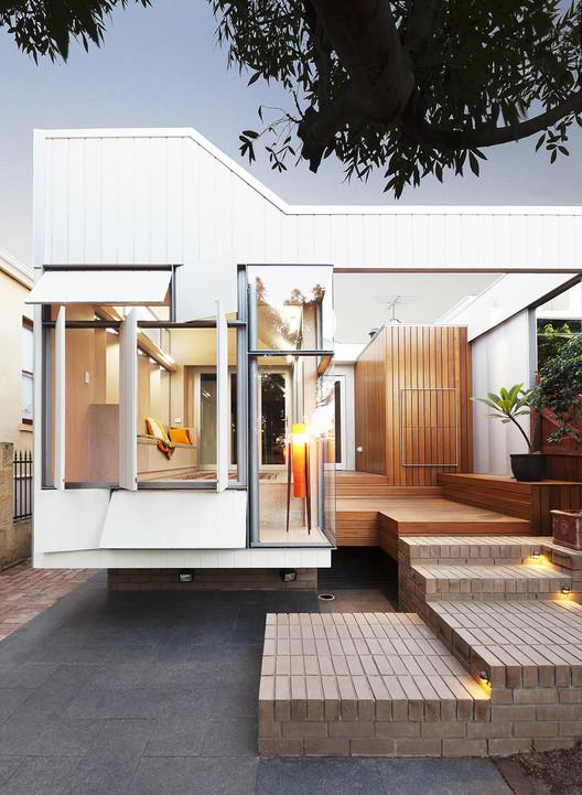 Extensión terraza Bellevue / Philip Stejskal Architecture, © Bo Wong