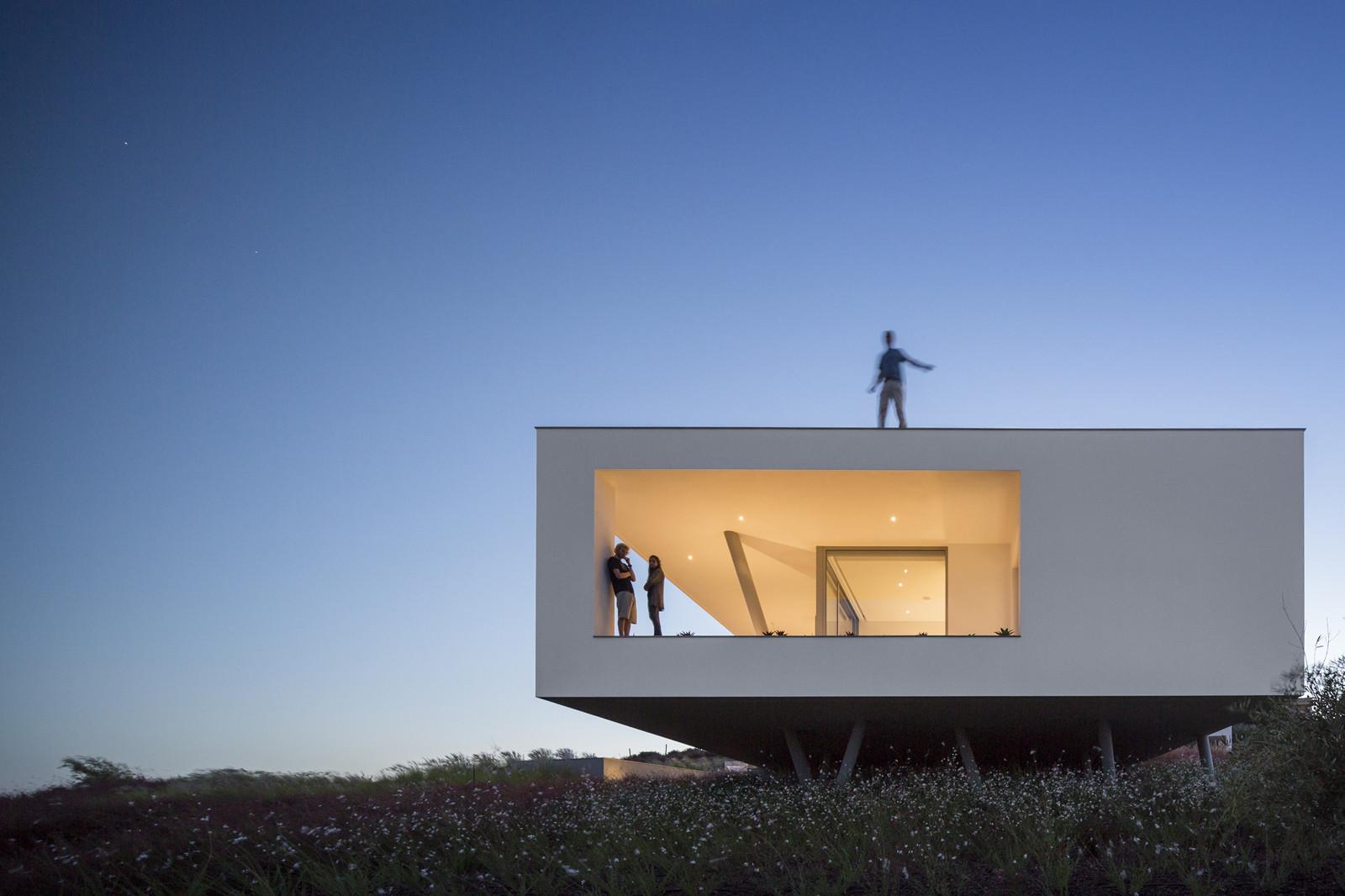 Zauia House / Mário Martins Atelier, © Fernando Guerra | FG+SG