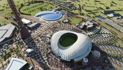 Qatar Unveils Designs for Third World Cup Stadium