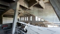 En Construcción: NAVE / Smiljan Radic
