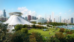 Gehry Sides with MAD, Defends Lucas Museum from Critics