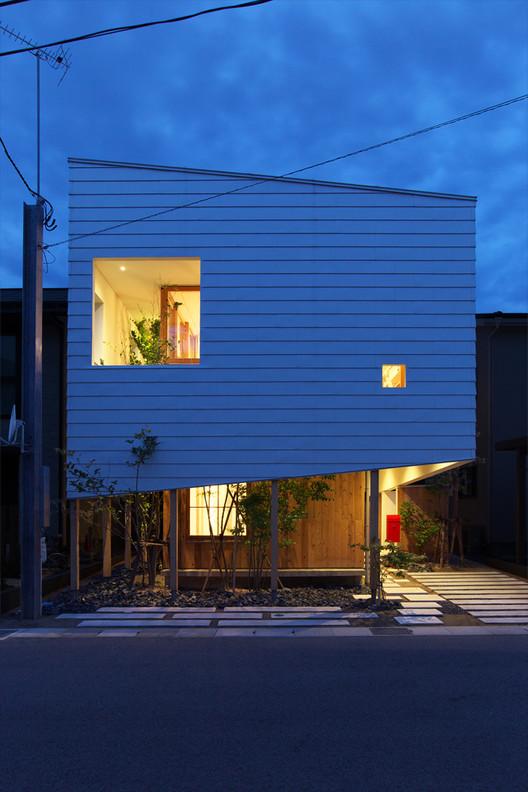 Casa OH! / Takeru Shoji Architects, © Koichi Satake
