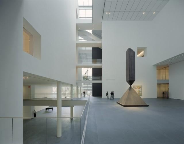 Yoshio Taniguchi to be Honored with Isamu Noguchi Award, AD Classics: The Museum of Modern Art. Image © Timothy Hursley