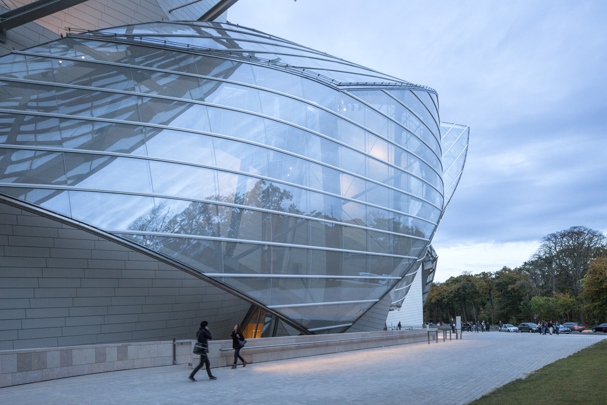Gallery of frank gehry s fondation louis vuitton images by danica o kus 6 - Frank gehry louis vuitton ...