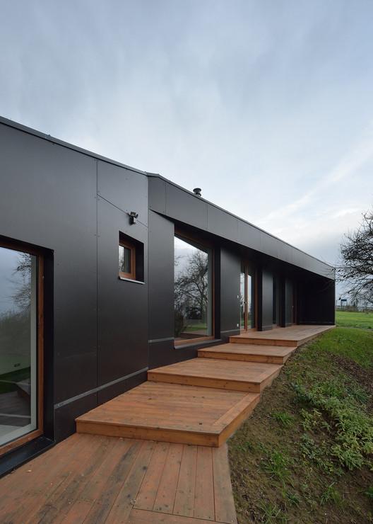 Extension of a House in Bořislav / 3+1 architekti, © Pavel Plánička