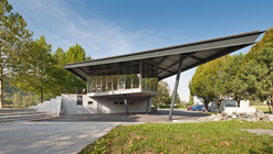 Kayak Club / Gril Kikelj Arhitekti