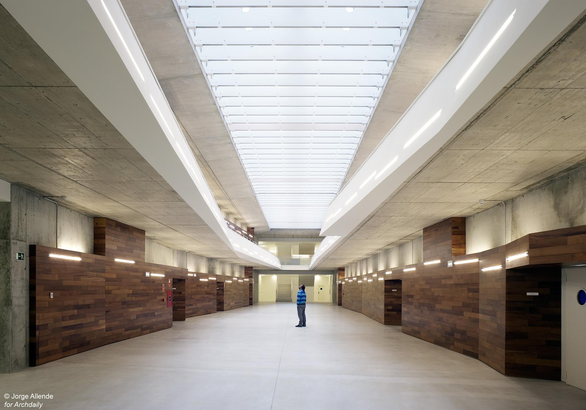 Facultad de ciencias de la educaci n universidad de zaragoza maar arquitectura plataforma - Arquitectura en zaragoza ...