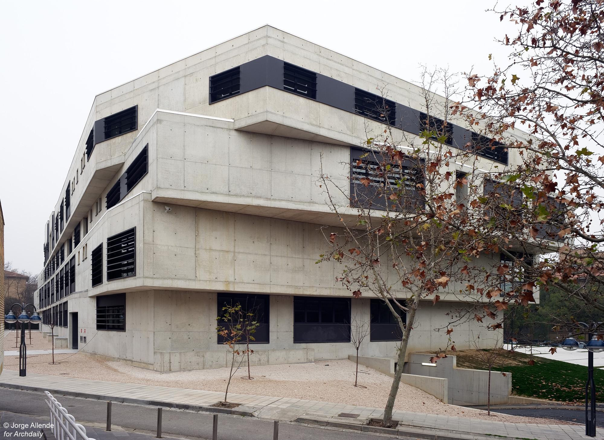 facultad de ciencias de la educaci n universidad de On arquitectura zaragoza universidad