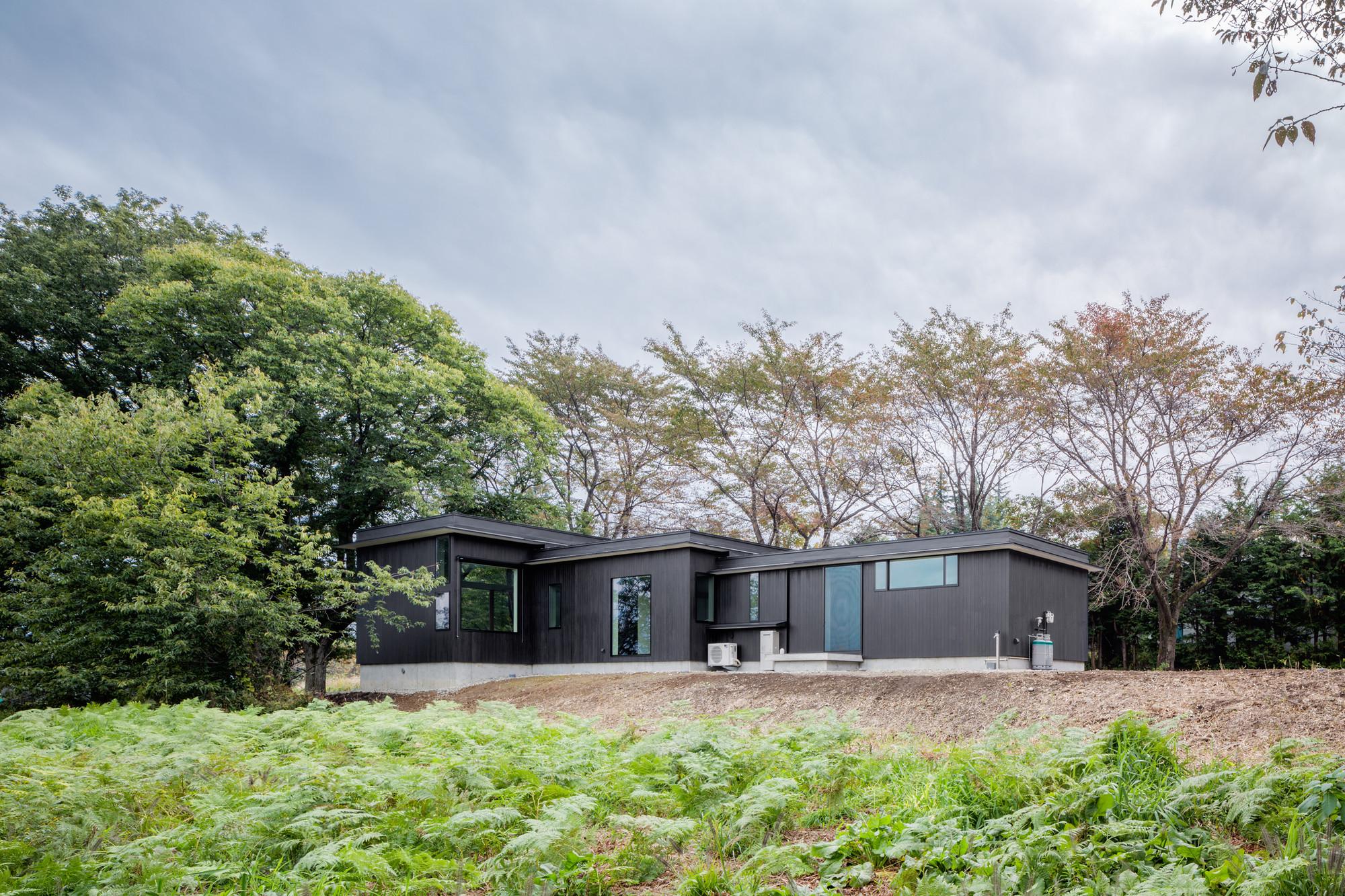 Mukawa House / Studio Aula, © Ippei Shinzawa