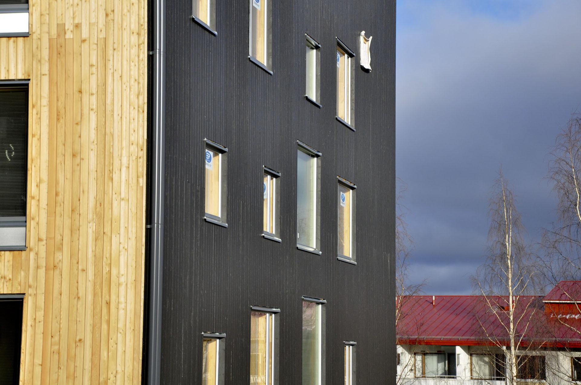Puukuokka Housing Block – OOPEAA. Image © Fernanda Castro