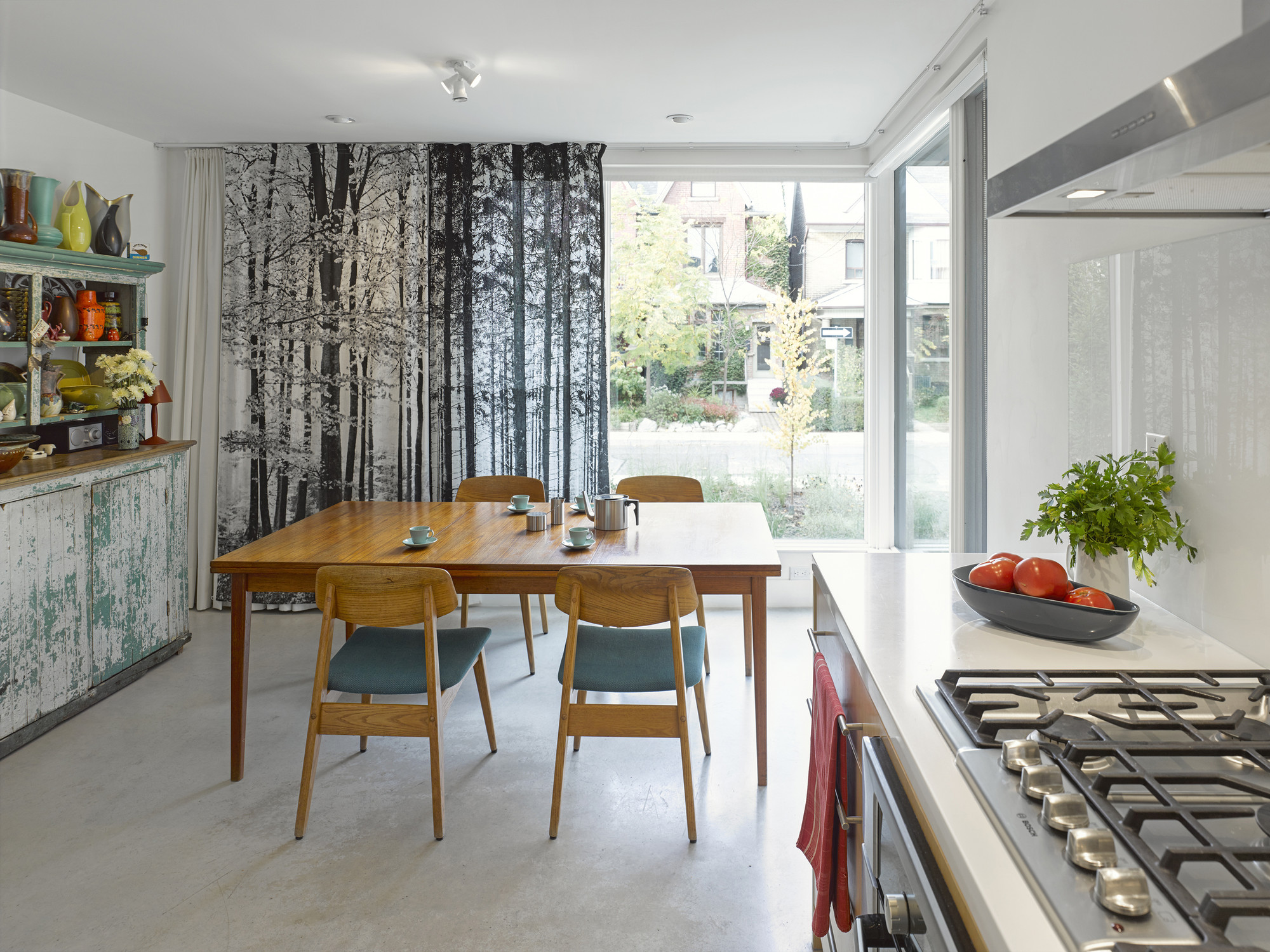 House And Garden Kitchens Garden House Lga Architectural Partners Archdaily