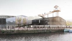 AWP projeta centro de ciclismo em Newcastle