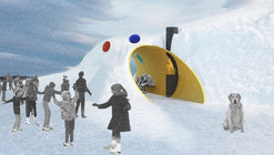 Warming Huts v.2015 Competition Winners