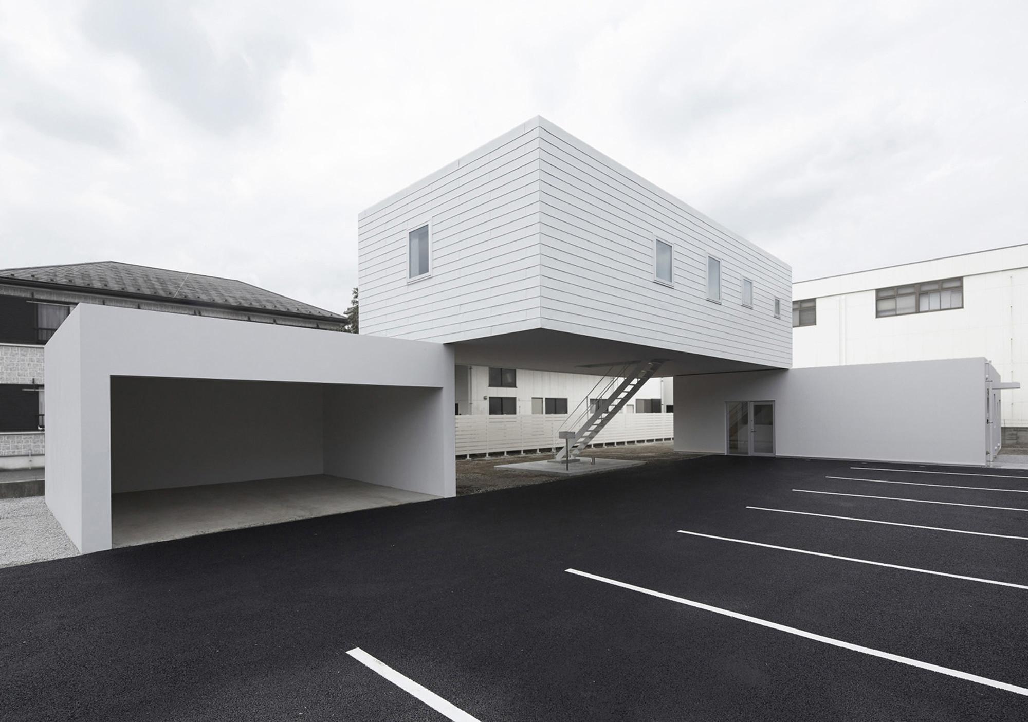Nagasawa Dental Clinic / TYRANT, © Taishi Hirokawa