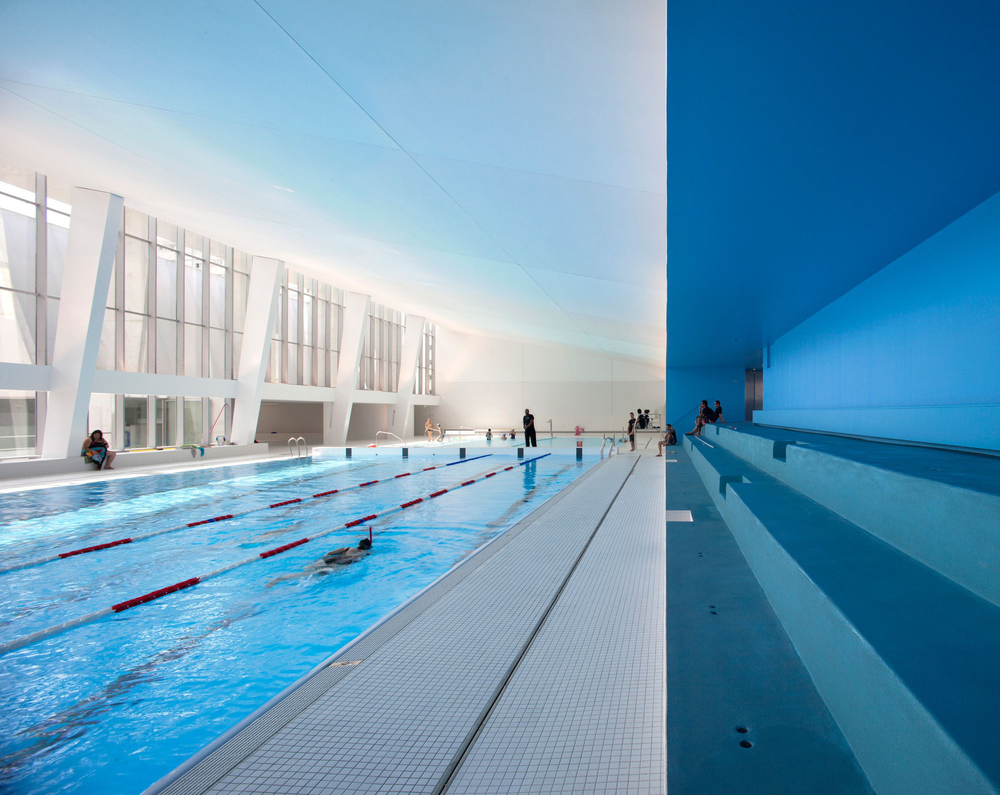 Swimming Pool Extension : Gallery of swimming pool extension in bagneux dominique