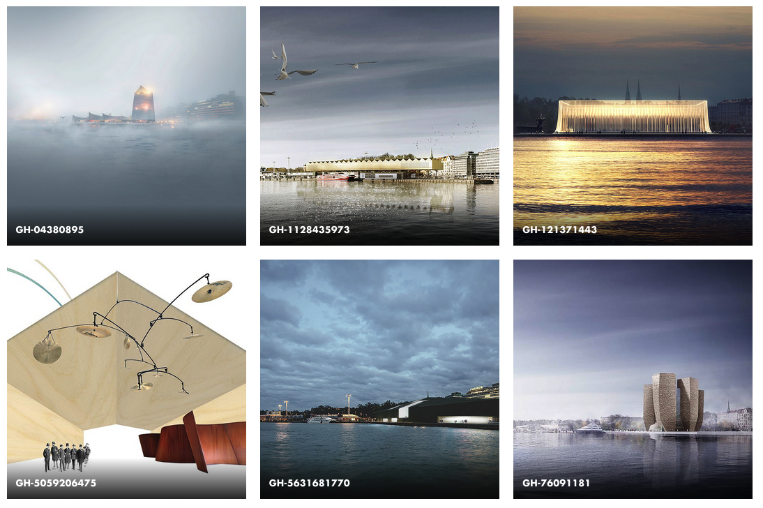 6 Finalists Revealed in Guggenheim Helsinki Competition, Courtesy of Malcolm Reading Consultants