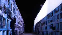 Proyecto de iluminación para el Cementerio de Quillota