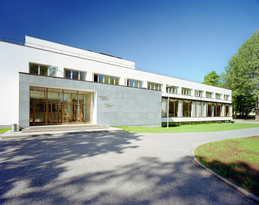 © The Finnish Committee for the Restoration of Viipuri Library and Petri Neuvonen