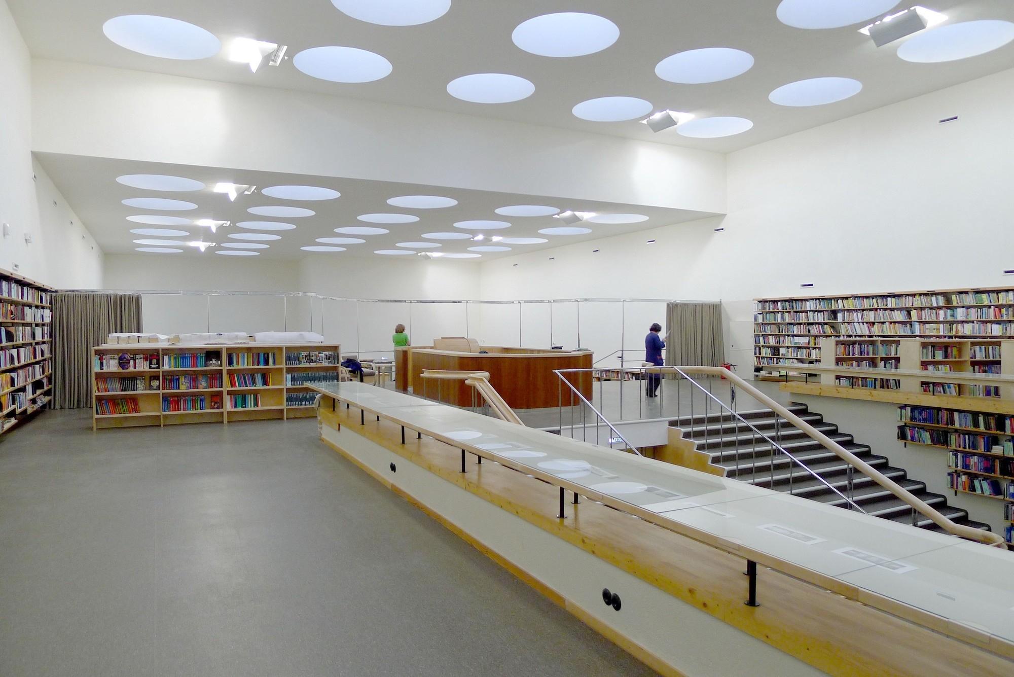 Gallery Of Ad Classics Viipuri Library Alvar Aalto 9