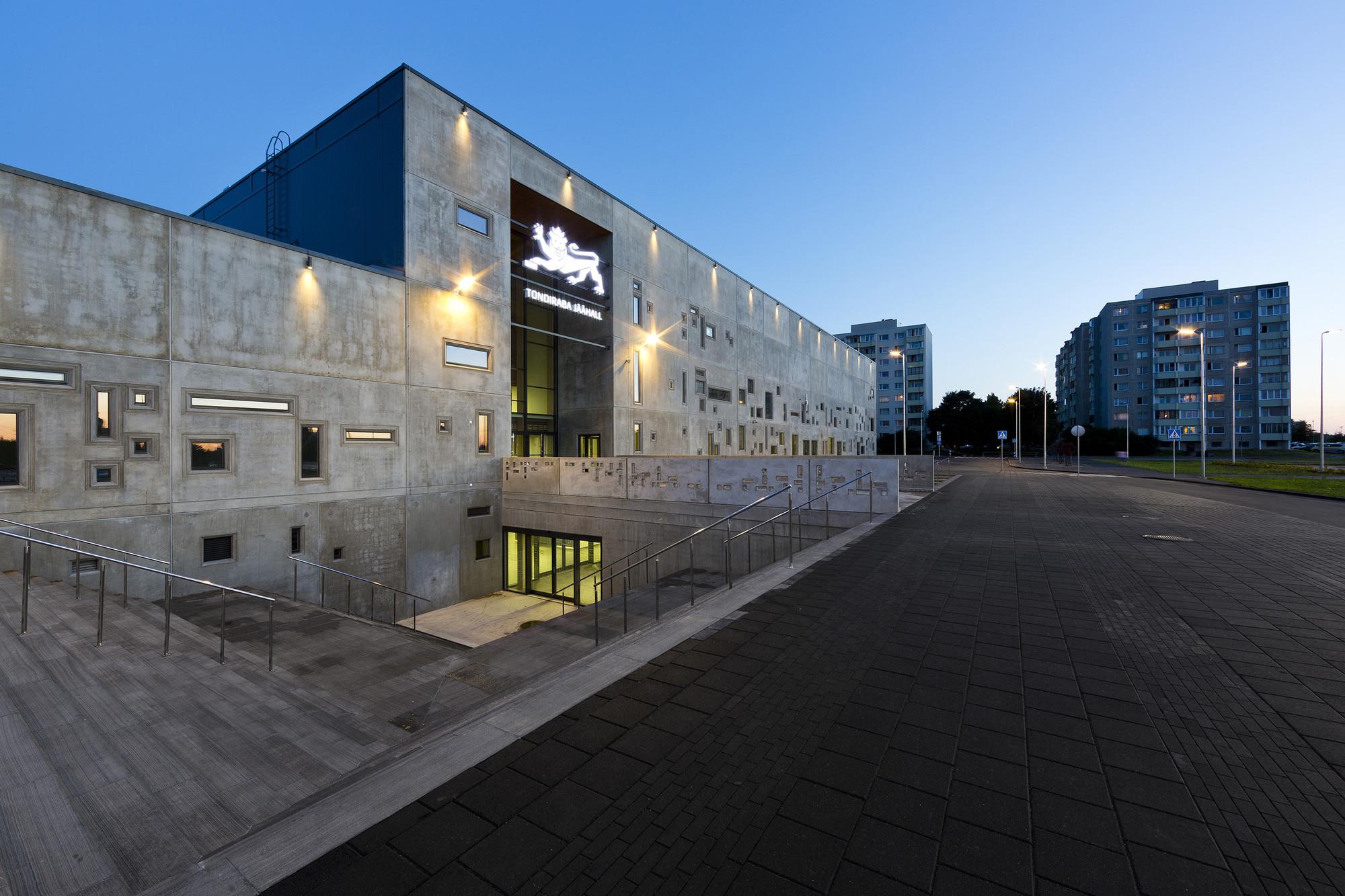 Tallinn Arena / Kadarik Tüür Arhitektid, © Kaido Haagen