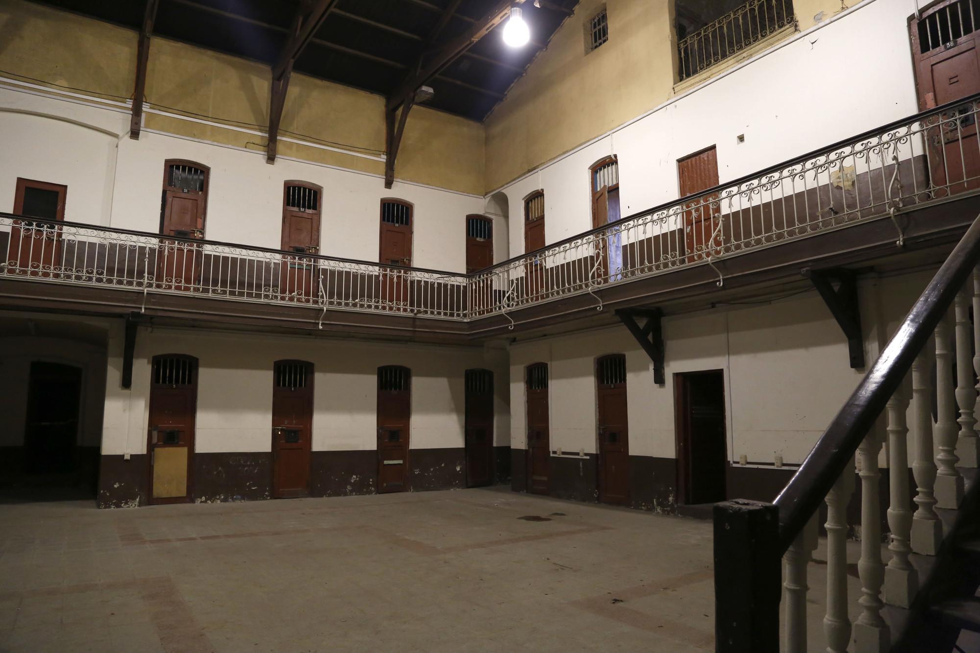 La ex-cárcel de Punta Arenas será habilitada para convertirse en la Biblioteca y Archivo Regional de Magallanes