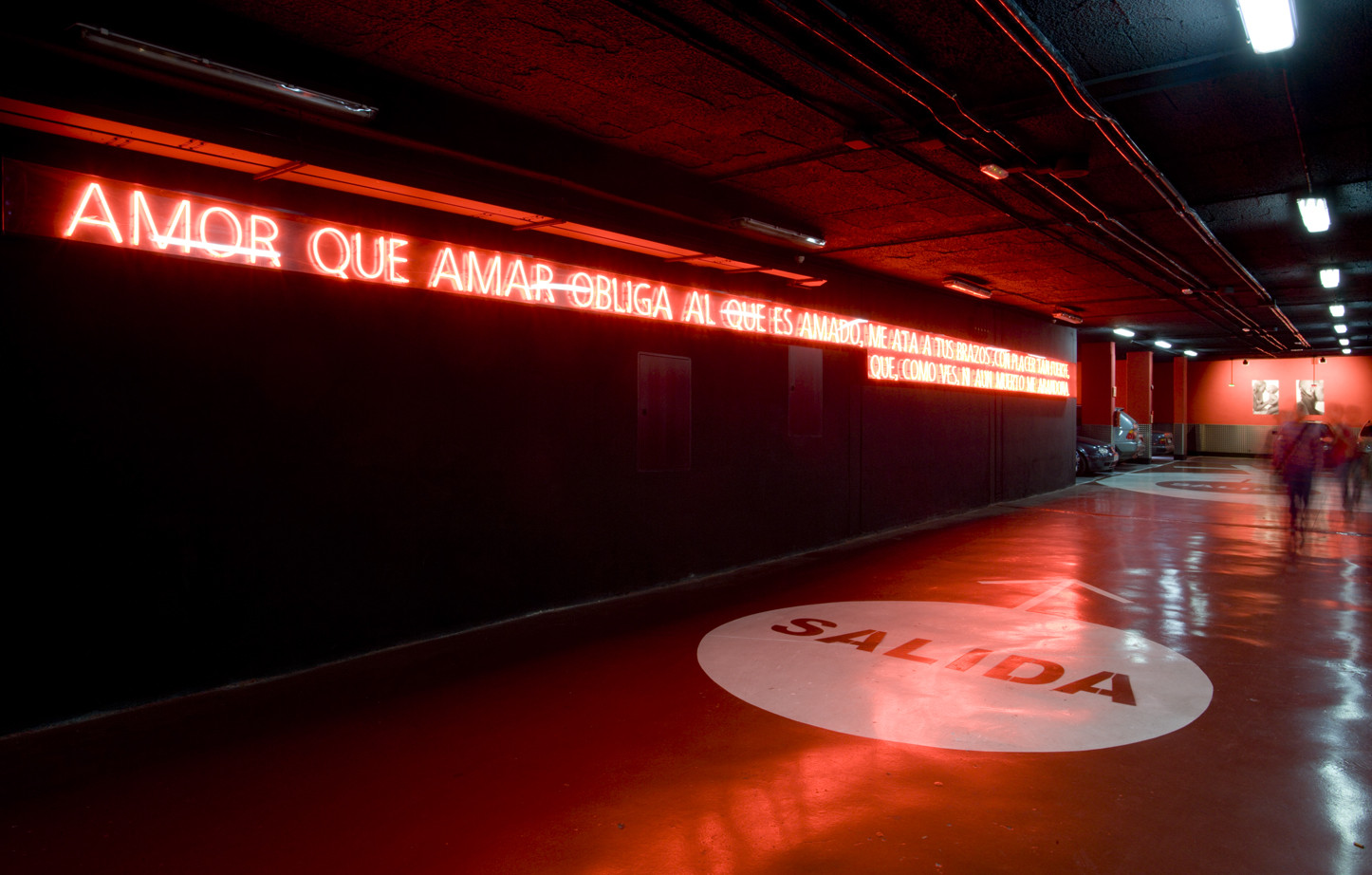 Car Park Chueca Plaza Vazquez de Mella Parking / Madrid. Image Cortesia de Teresa Sapey