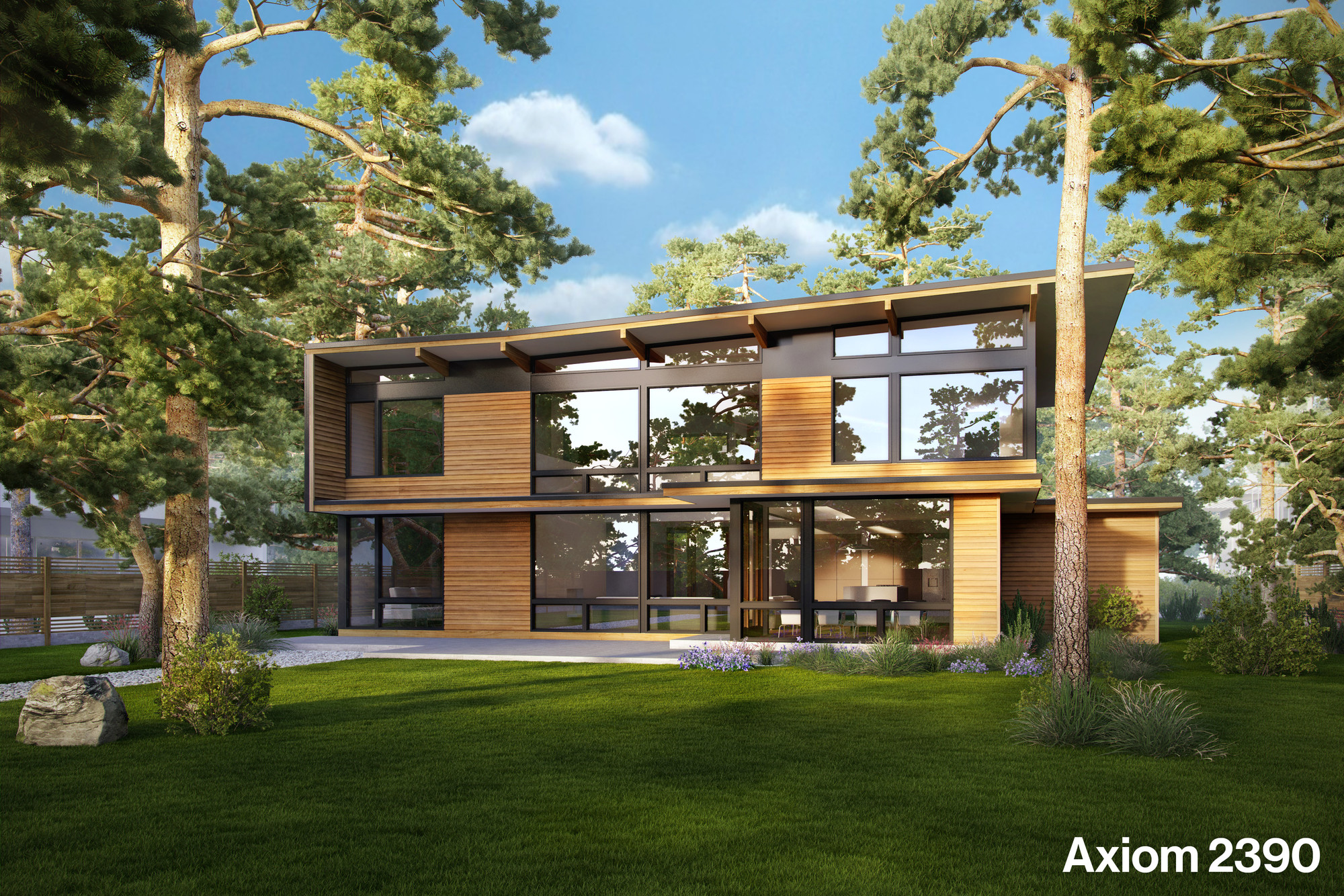 Dwell Partners with Turkel Design for Modern Prefab House Series