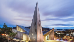 Community Church Knarvik / Reiulf Ramstad Arkitekter