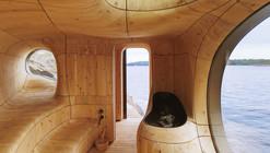 Grotto Sauna / Partisans