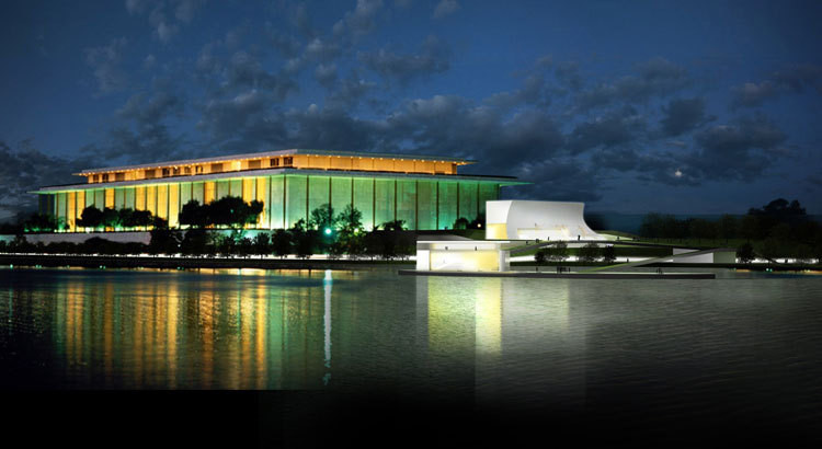 Vice President Joe Biden to Break Ground on Steven Holl's Kennedy Center Expansion Today, Courtesy of Steven Holl Architects