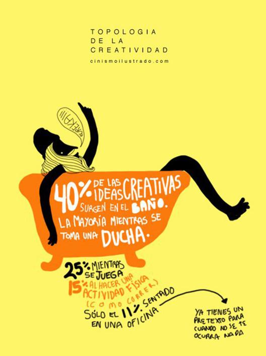Topología de la Creatividad. Image © Eduardo Salles