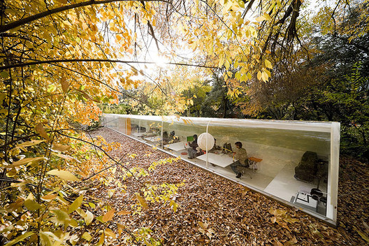 Selgas Cano Architecture Office. Image © Iwan Baan