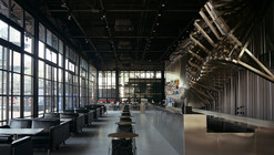 ACE Cafe 751 / dEEP Architects