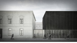 Primer Lugar en Concurso habilitación y construcción Archivo y Biblioteca Regional de Punta Arenas / Chile