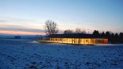 Sala Socio-Cultural en HUNSPACH / Heintz-Kehr & associés
