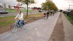 Holanda estrena la primera ciclovía solar del mundo que le da energía a una ciudad